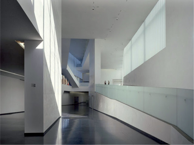 Nelson Atkins Museum Of Art By Steven Holl Architects A