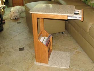 Slide Under Sofa Tables That Slide Under Sofa Tables That