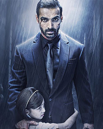 MOVIE REVIEW: ROCKY HANDSOME HAS LIMP, SPIRITLESS ACTIVITY!  - ROCKY HANDSOME MOVIE REVIEW - JOHN ABRAHAM LATEST MOVIE UPDATES - BOLLYWOOD NEWS