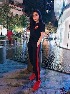 Gái xinh facebook hot girl Khổng Minh Thanh