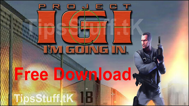 Project IGI 1 Game Free Download
