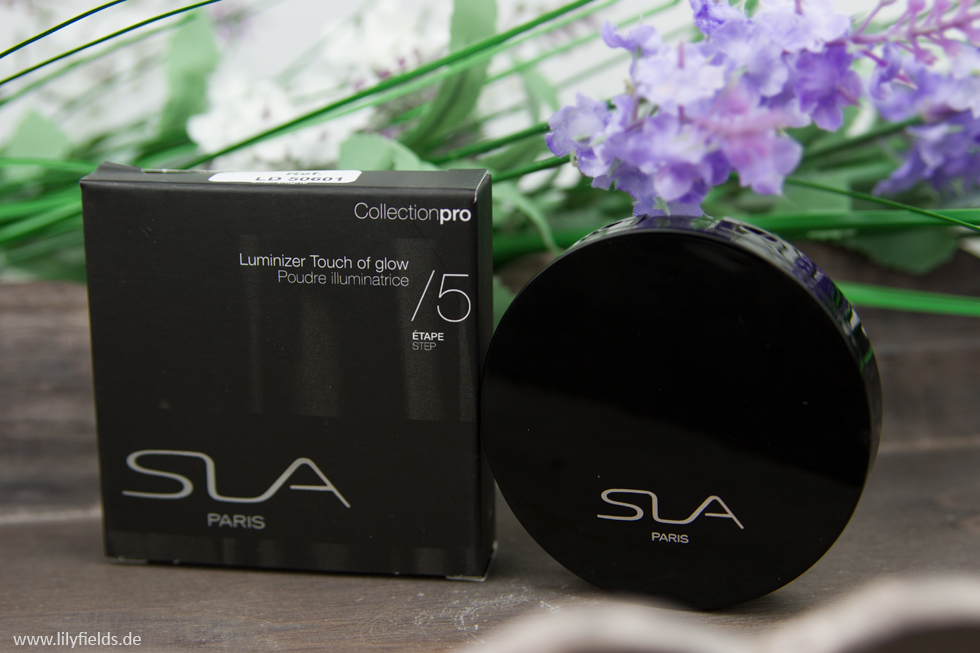SLA Paris - Luminizer Touch of glow