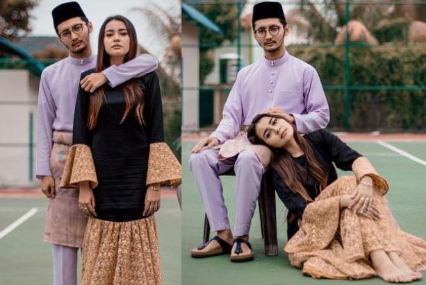 Sufian Suhaimi dan Natasha Asraff