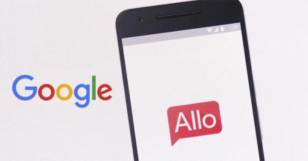 تطبيق Google Allo للمحادثة