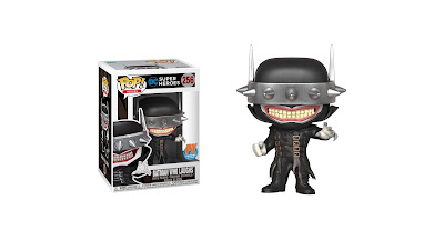Previews Exclusive Dark Nights: Metal Batman Who Laughs Pop! DC Comics Vinyl Figure by Funko