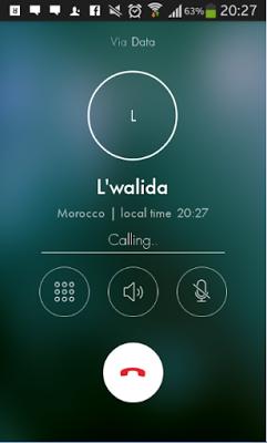 تطبيق يعطيك 5 دقائق من المكالمات الدولية مجانا !