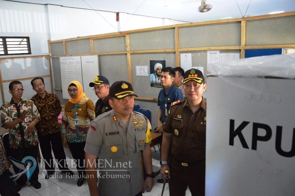 Gus Yazid Pastikan Pemilu Serentak di Kebumen Berjalan Baik dan Lancar