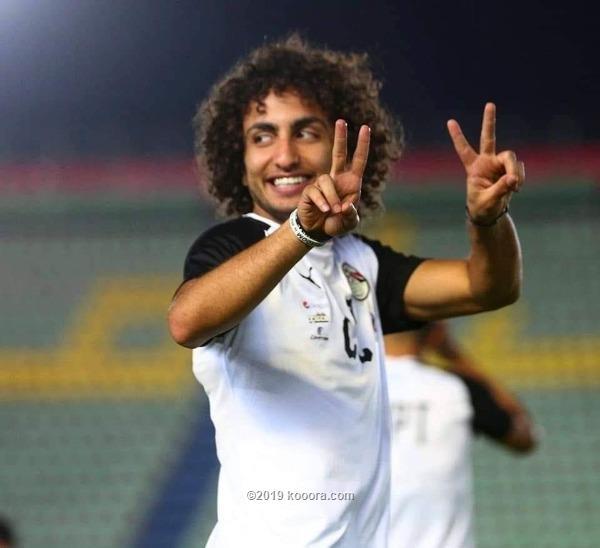 عمرو وردة جاهز للمشاركة في بطولة كأس الأمم الأفريقية من جديد بعد الفضيحة