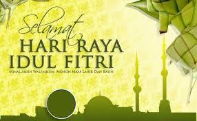 Rahasia Seorang Blogger di Hari Raya 'Idul Fitri 1438 H