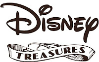 Disney Treasures Logo