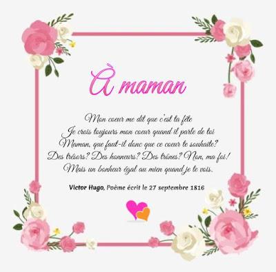À maman Victor Hugo, Poème écrit le 27 septembre 1816