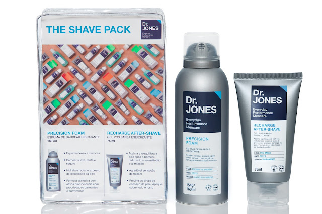 THE SHAVE PACK - R$ 80,00