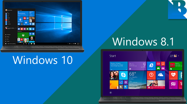 Download Windows 10, 8.1  ISO From Microsoft Official Site