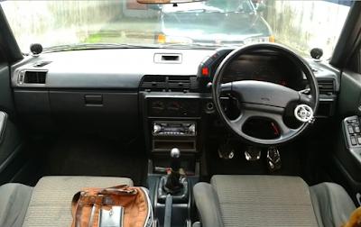 Kabin Interior Mitsubishi Lancer DanGan