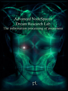 Advanced NodeSpaces Dream Research Lab - The information processing of awareness Cover