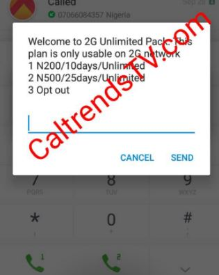 Airtel 6gb for N500, 2gb for N200 2G Subscription Still Working [See Details]