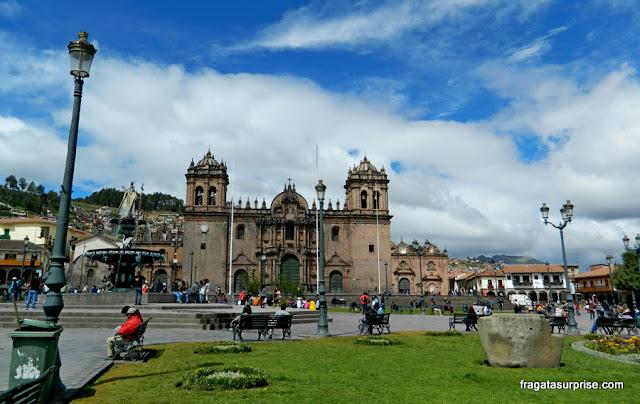 Catedral de Cusco,Peru