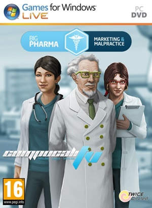 Big Pharma PC Full Español