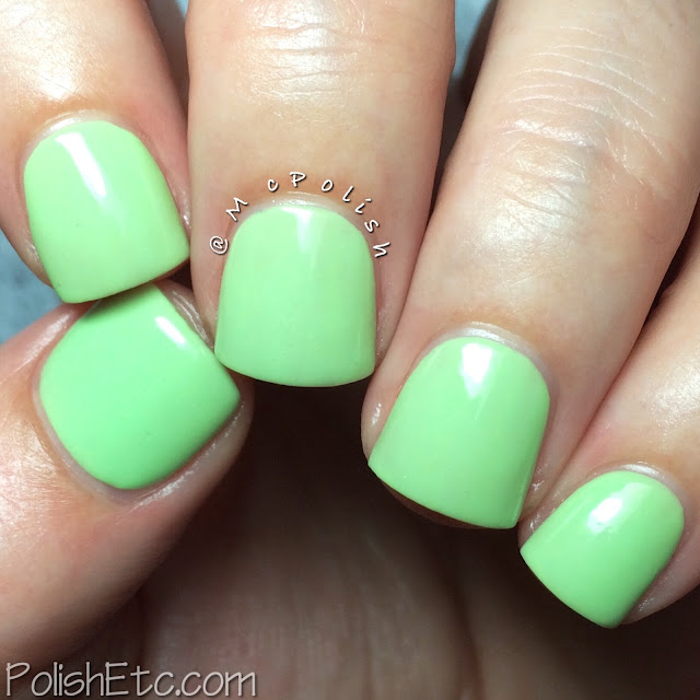 Loaded Lacquer - Beauty & the Beast Mode - McPolish - Achieve-mint