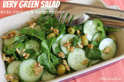 Salad with Rocket & Watercress