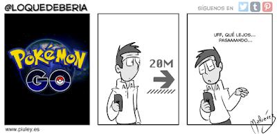 Desmontando Pokemon Go
