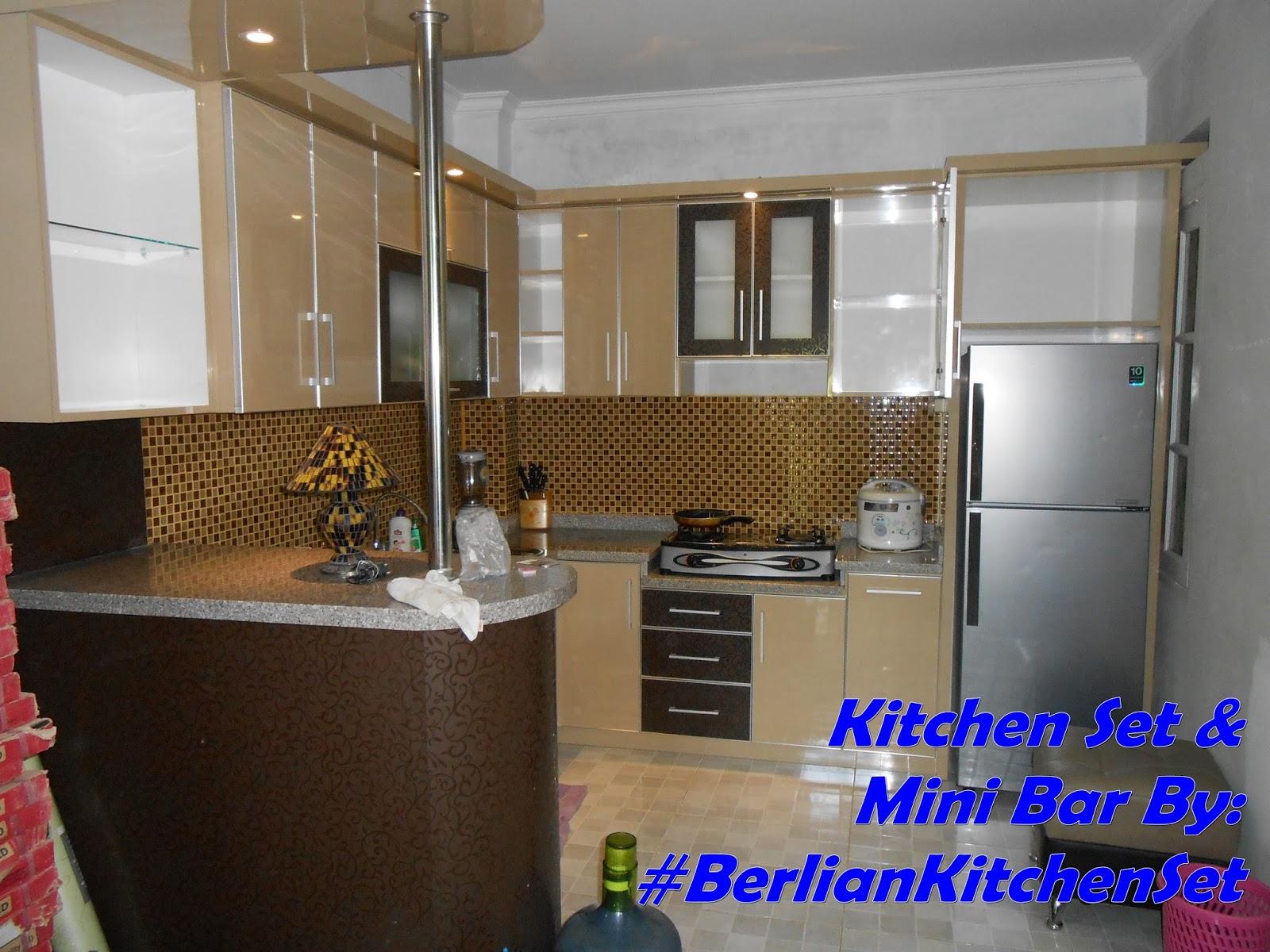 Home Living Blog Kitchen Set Dan Meja Bar