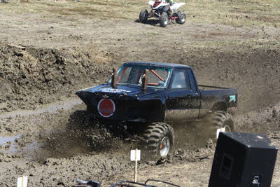 Toyota Mud Truck For Sale