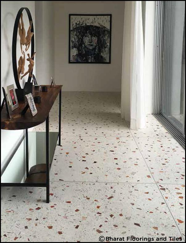 Bharat Floorings Tiles Terrazzo Trends