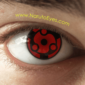 Madara Eternal Mangekyou Sharingan Contacts Naruto Eyes - mangekyou sharingan contacts