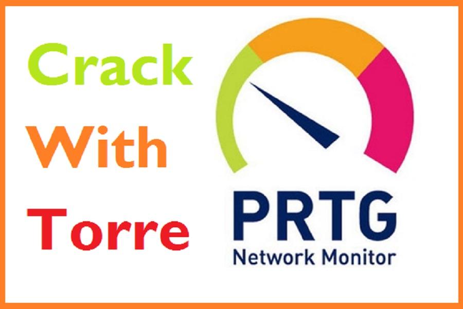PRTG Network Monitor 19 1 48 2929 Crack With Torrent