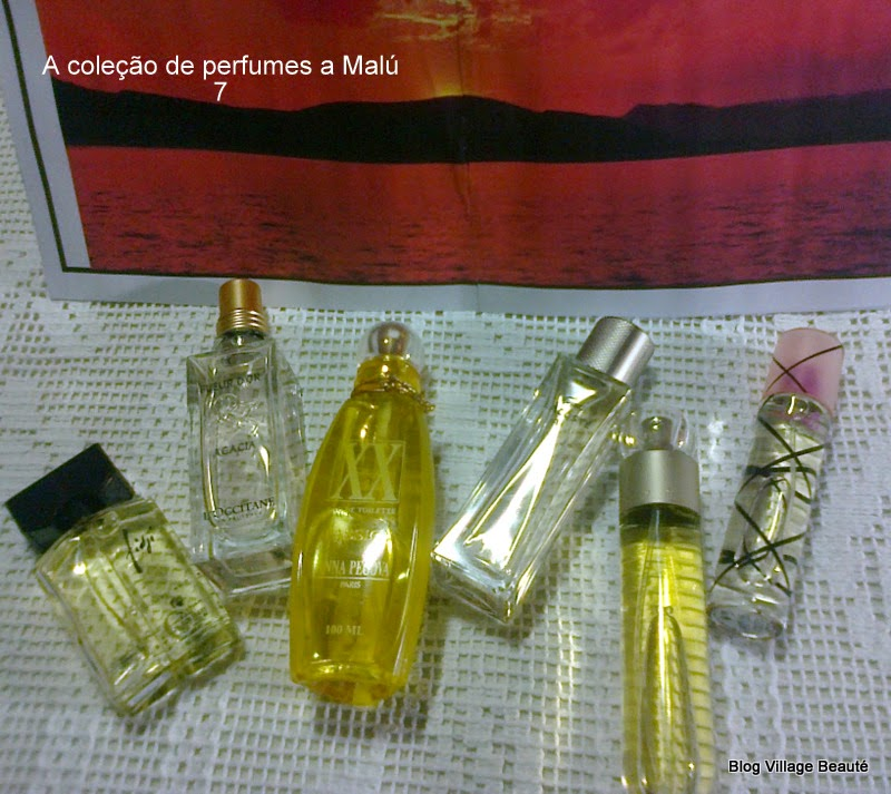 FRAGRANCE COLLECTION