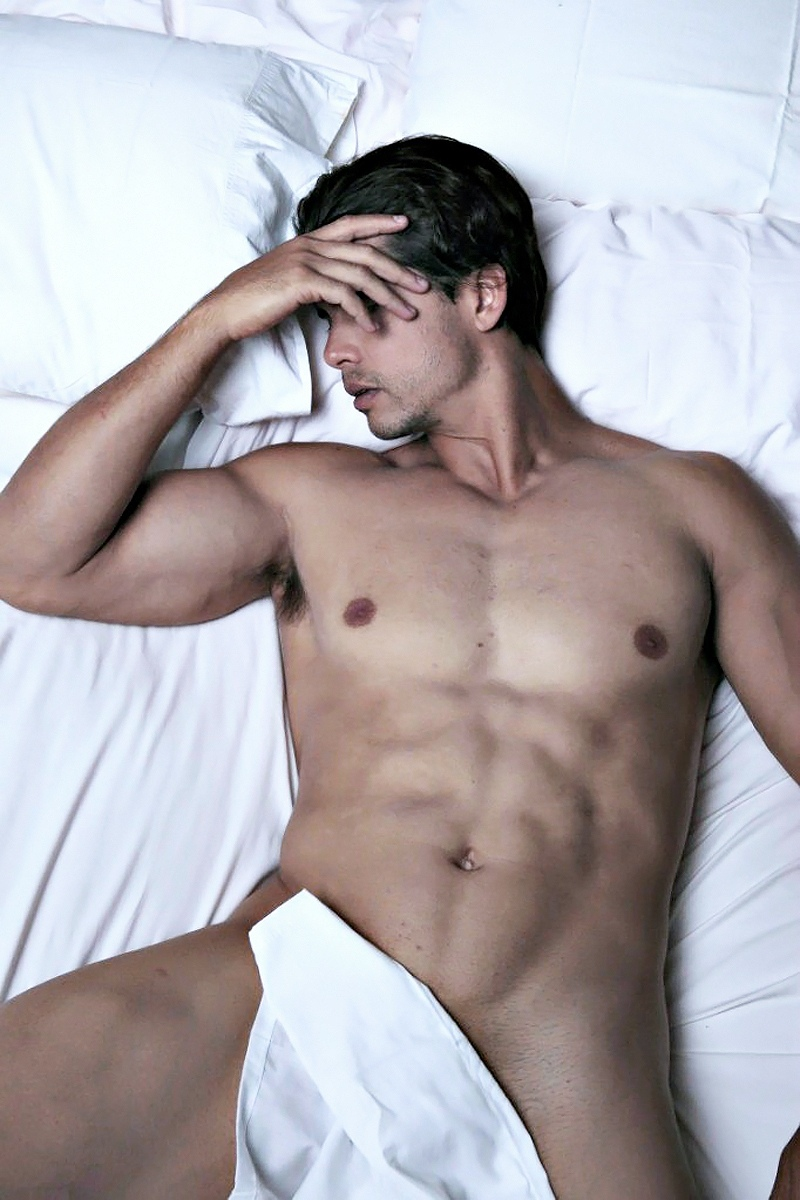 mexican male nude model picture