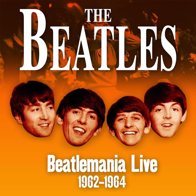 Peacock Records Beatlemania Live 1962 1964