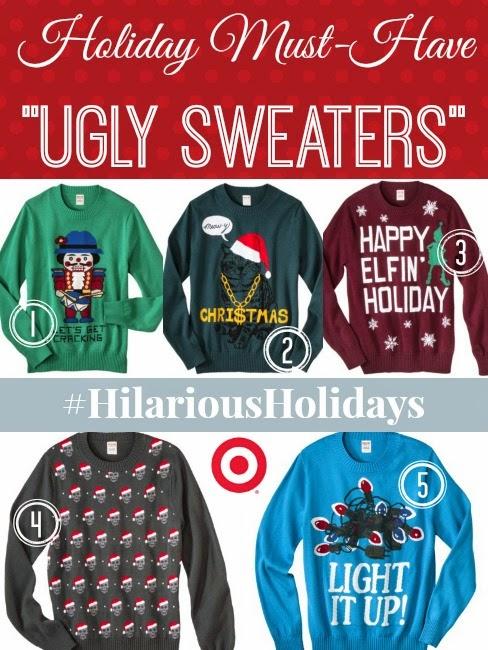 Happy Elfin Holiday Sweater