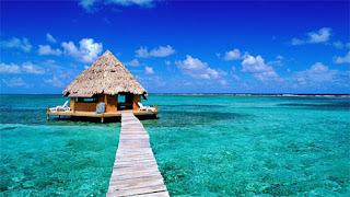 Belice Turismo Playas