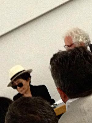 Venice, Italy - Yoko Ono