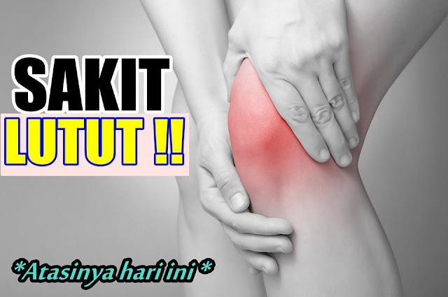 Pro Kas memulihkan sakit lutut