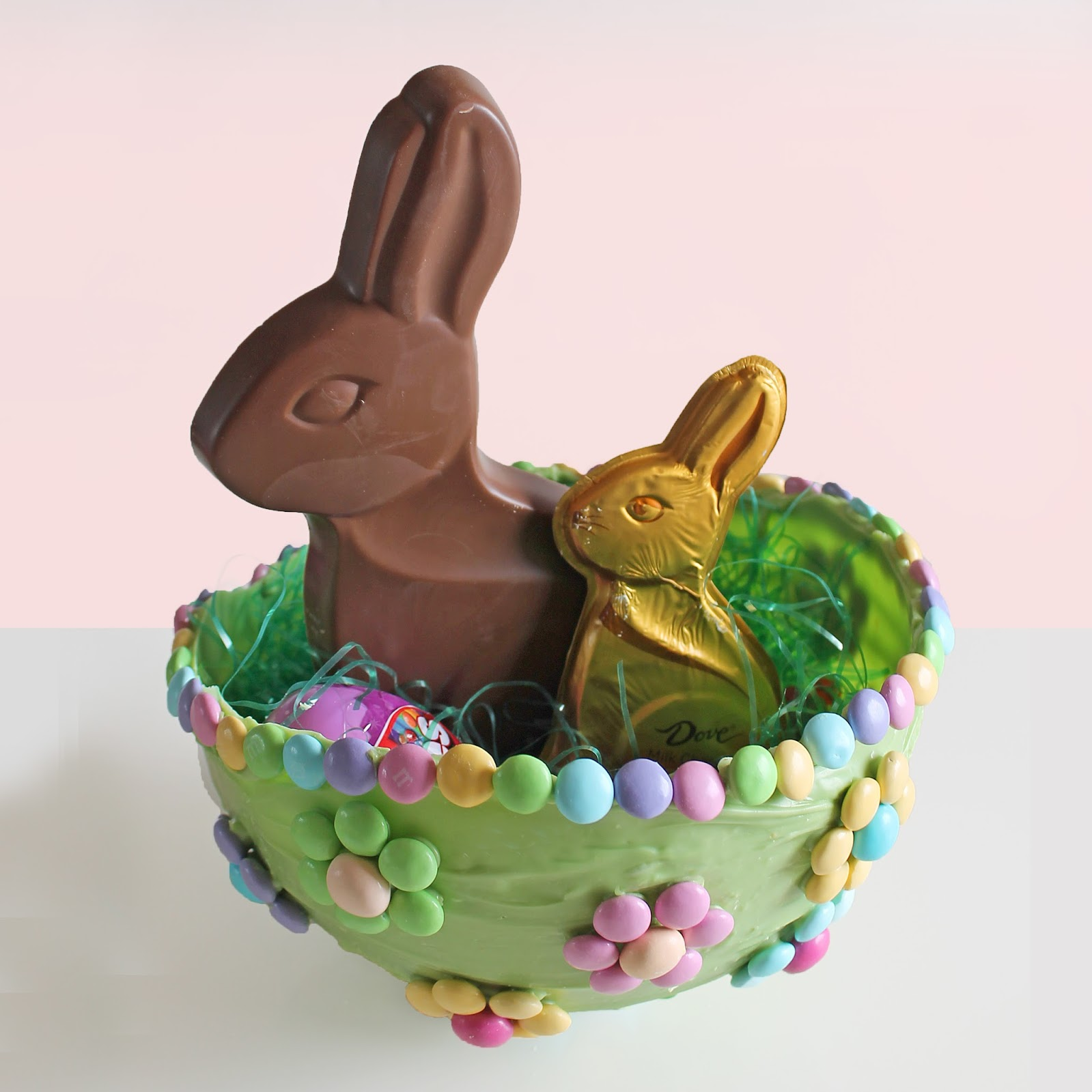 DIY Edible Easter Basket