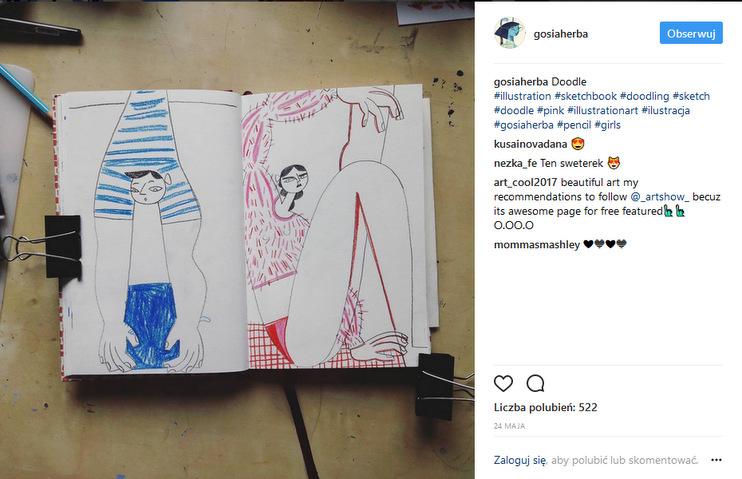 https://www.instagram.com/gosiaherba/
