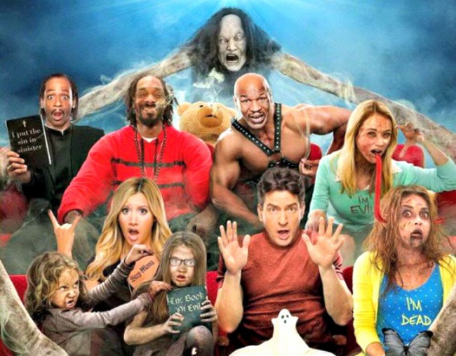 Scary Movie 5 Teaser Trailer
