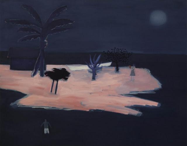 Tom Hammick arte, imagenes de soledad bonitas chidas, pinturas