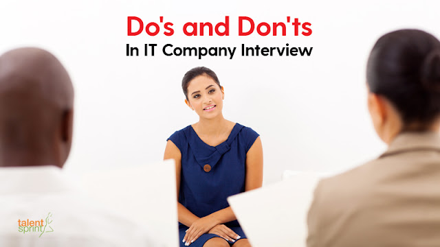 IT career