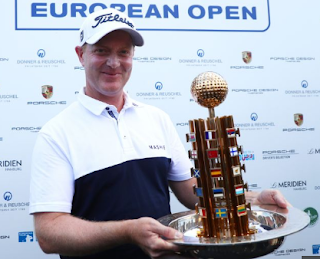 Golf, European Tour, European Open, 2018, prize money, purse, leadreboard.