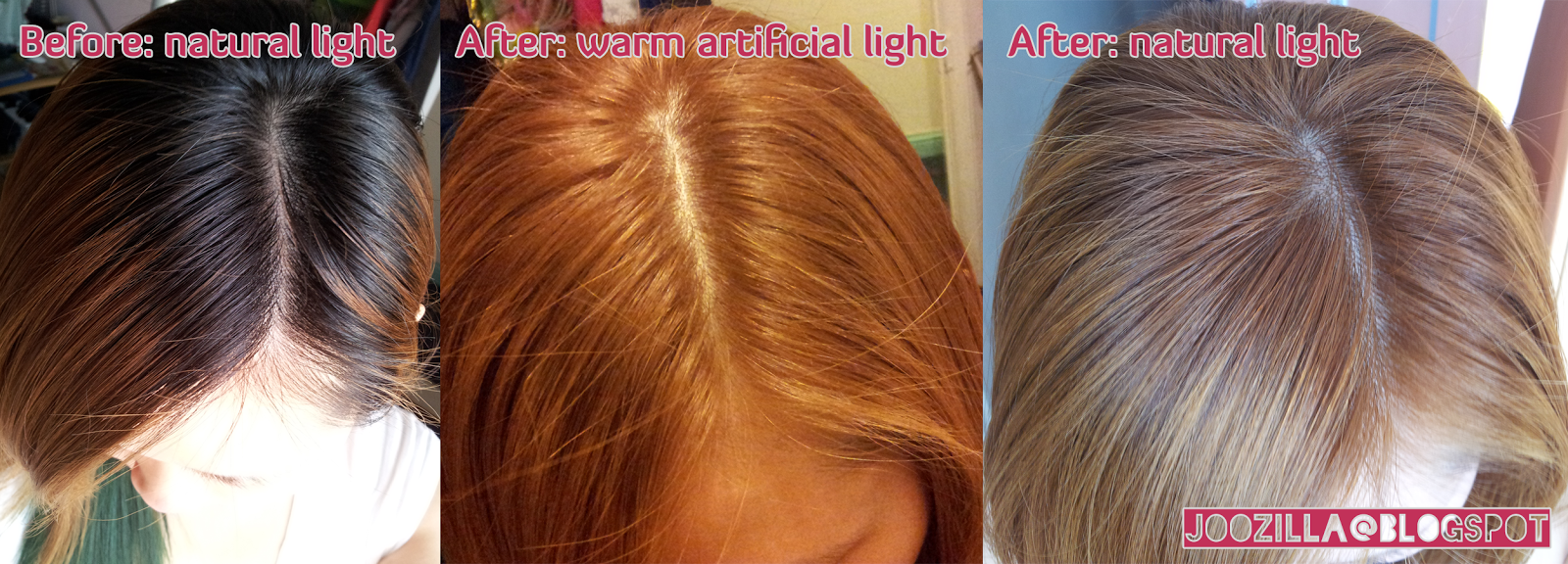 Light Ash Blonde Hair Color Before And After