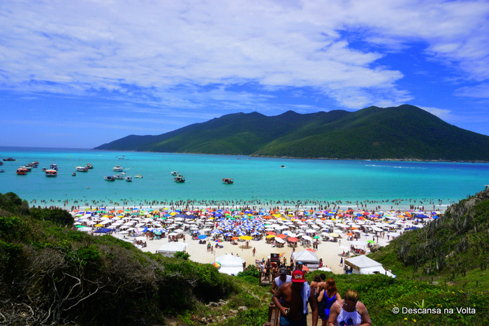 Prainhas do Pontal do Atalaia Arraial do Cabo