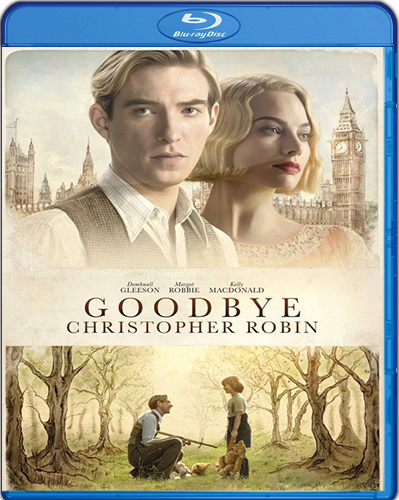 Goodbye Christopher Robin [2017] [BD25] [Latino]