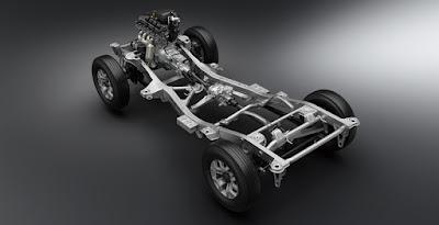 Chassis Suzuki Jimny 2019