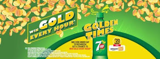 7UP Golden Times Offer - Get Assured ₹20 Amazon Pay Cash With Every Pack of Pepsi, 7UP, Mirinda, Mountain Deo, Slice Product