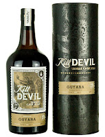 Kill Devil – Guyana – Enmore Distillery – 25 ans (octobre 1990 – 2016) – 46 %
