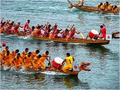 เทศกาลตวนอู่ (Duanwu Festival)
